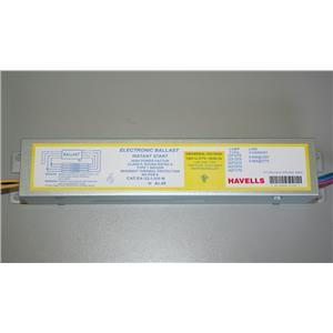 10x Havells E4-32-I-UV-N Electronic Instant Start Ballast (4) F32T8 F25T8 F17T8