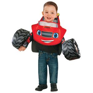 Rubie's Blaze & The Monster Machines Blaze Truck Toddler Child Costume XS 2-4