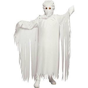 Rubie's Ghostly Spirit Ghost Unisex Child Costume Size Large 12-14