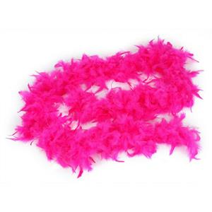 """72"""" Hot Pink Feather Boa Great Flapper Costume Accessory Bachelorette Party"""