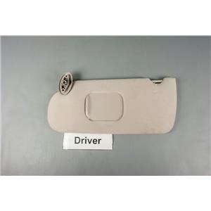 2005 Dodge Neon Driver Side Sun Visor w/ Covered Mirror