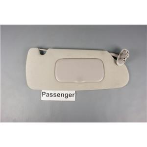 1998-2002 Dodge Dakota Sun Visor Passenger Side with Covered Mirror