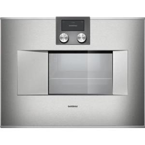 """Gaggenau 400 Series 30"""" 1.7 cu. ft. 15 Modes Touch Combi-Steam Oven BS484611"""