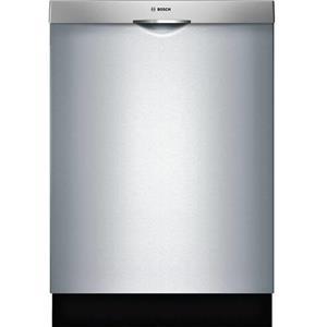 "Bosch 300 24"" 44 dBA 4 Wash Cycles Fully Integrated SS Dishwasher SHS63VL5UC (LOCAL)"