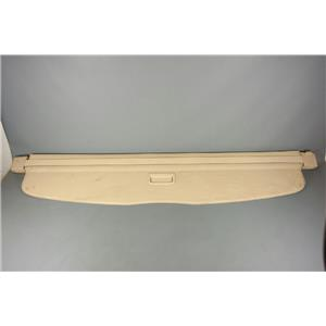 2002 Volkswagen Passat Rear Cargo Cover With Handle