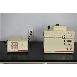 HNU Systems GC-321 Gas Chromatograph & Z-80 Microprocessor Controller PID