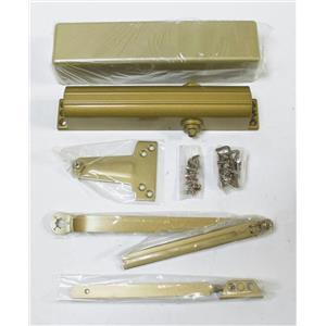 TACO Hydraulic Closer 70 Series 70BC-US4 Complies ANSI 156.4 Grade 1 Satin Brass