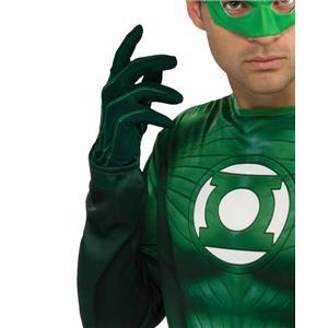 Green Lantern Adult Gloves
