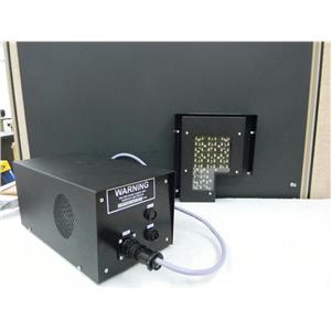 External White LED Panel w/ Power Supply for the PSI Bacterial Photobioreactors