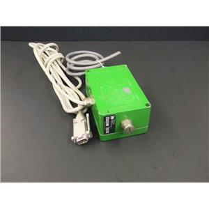 B. Braun Biotech 8875421 Controller P/N 01865 w/ Interface Cable