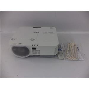 NEC NP-P452W 4500-Lumen WXGA DLP Projector - NOB