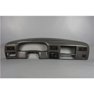1999-04 Ford F250 F350 Pickup Truck Dash Trim Bezel w/ 4WD Switch & Park Assist