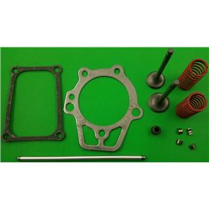 Generac GN190/220 Valve Reariner Kit with Valve cover Gasket & Push Rod