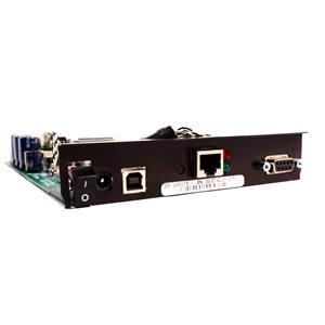 Zebra G105917-002 LP/TLP2844-Z Logic Board W/ Network, USB and Serial Interfaces