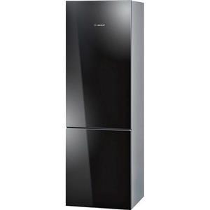 """Bosch 800 series 24"""" Dual Evaporator Bottom-Freezer BLK Refrigerator  B10CB80NVB"""