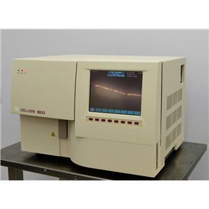 Abbott Cell Dyn 1800 Clinical Diagnostic Benchtop Hematology Analyzer