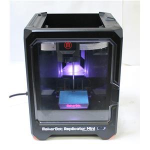 MAKERBOT Replicator Mini Compact 5th Gen 3D Printer MP05925 w/o Extruder