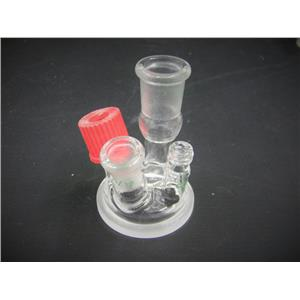 Chemglass 4-Neck Reaction Vessel Lid Compatible for Mettler MultiMax