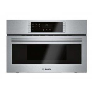 "Bosch 800 30"" 2-in-1 Built-In SS Covenction Microwave Oven HMC80252UC (5)"