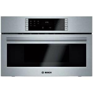 "Bosch 500 Series 30"" 950 Watts Built-In Stainless Microwave Oven HMB50152UC (5)"