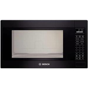 Bosch 500 Series HMB5061 24 Inch Built-In Microwave Oven