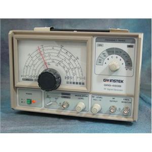 GW Instek GRG-450B RF Signal Generator Ham Radio Test Equipment NEW