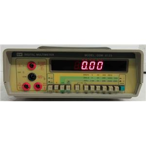 GW INSTEK GDM-8135 DIGITAL MULTIMETER DMM