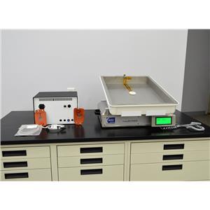 Wave Biotech 20/50 EHT Mixer/Warmer Bioreactor System Fermentor Cell Culture