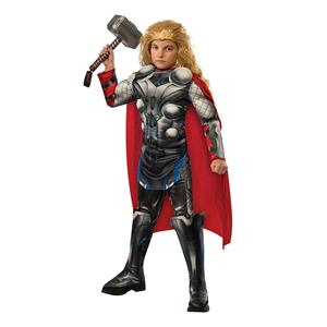 Avengers Age of Ultron Deluxe Thor Child Costume Medium
