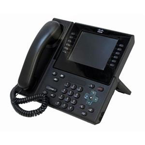 Cisco CP-9971-C-K9 Unified IP Phone 9971 6 Line Color Touchscreen USB SIP
