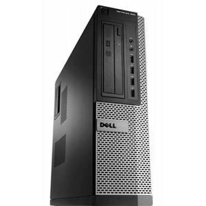 Dell OptiPlex 990 500GB, Intel Core i5 2nd Gen., 3.1GHz, 4GB PC Desktop