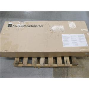 """Microsoft HV6-00001 Floor Support Mount for 55"""" Surface Hub - Whiteboard Stand"""