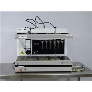 Symyx Core Module Solubility Workstation Liquid Handler Robot Sample Management