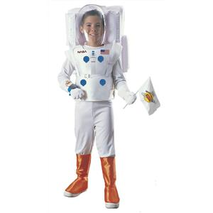 Astronaut NASA Child Costume Size Small 4-6