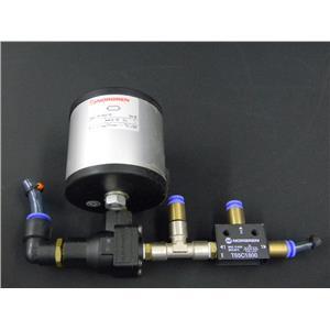 Norgren Air Reservoir M/163/15,Pneumatic Logic Controller & Quick Exhaust Valve