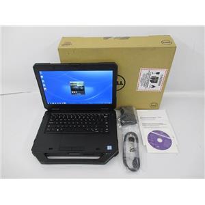 """Dell 6JPPD Latitude E5414 Rugged i5-6300U 8GB 256GB SSD 14"""" W7P VPRO Lte Version"""