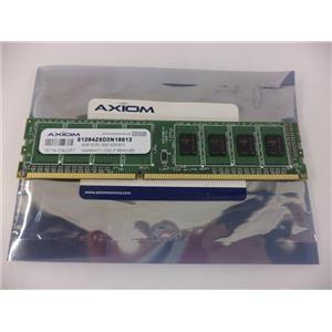 AXIOM 0A65729-AX 4GB DDR3-1600 NOC-ECC 240-PIN Memory Module