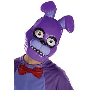 Five Nights at Freddy's Bonnie Child's Half Mask