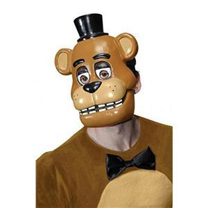 Rubies Five Nights at Freddy's Freddy Adult 1/2 Mask