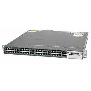 Cisco WS-C3560X-48PF-L Catalyst 3560X 48-Ports 10/100/1000 Ethernet PoE+ Switch