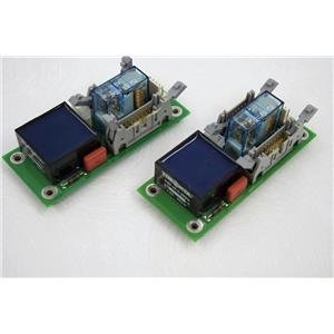 DC Module Board ECR8115648 f/Roche COBAS AmpliPrep Sample Prep (Lot of 2)