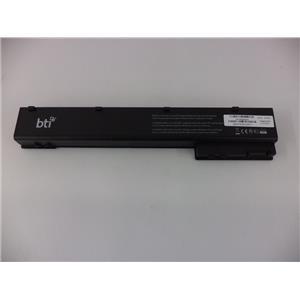 BTI HP-EB8560W Notebook Battery - Li-Ion - 5600 mAh for EliteBook 8770W 8560W