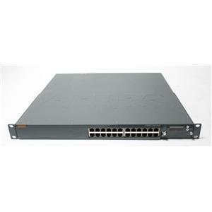 Aruba Networks S3500 S3500-24P Mobility Access 24-Port PoE Gigabit Switch