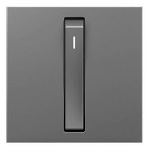Legrand ASWR1532M4 adorne Magnesium Whisper Switch 15A 1-POLE 3-WAY