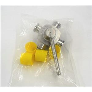 "Pharmacia 316L Salvi DN6 649/625 Stainless Steel Valve 18-5757-01 ""NEW"""
