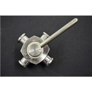 Pharmacia 316L Salvi DN6 575 Stainless Steel Valve 18-5757-01