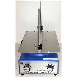 IKA - Schuttler MTS 2 Analog Orbital Microplate Shaker