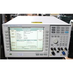 HP Agilent Keysight 8960 Wireless Communication Test Set E5515C Option 003