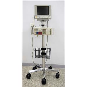 Hewlett Packard  M1205A Neonatal Monitor NBP ECG/RESP SPO2/PLETH Recorder