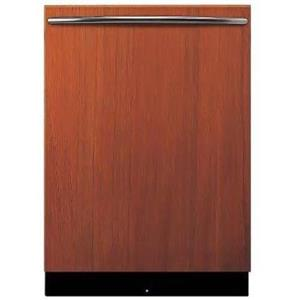"Viking FDW103 24"" 5 Cycles 12 Place Settings Fully Integrated Dishwasher Details"